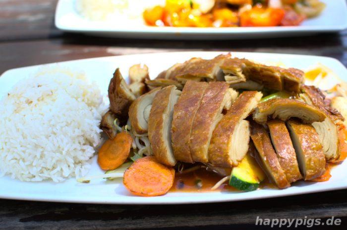 Asiatisches Restaurant Sampan in Frankfurt am Main